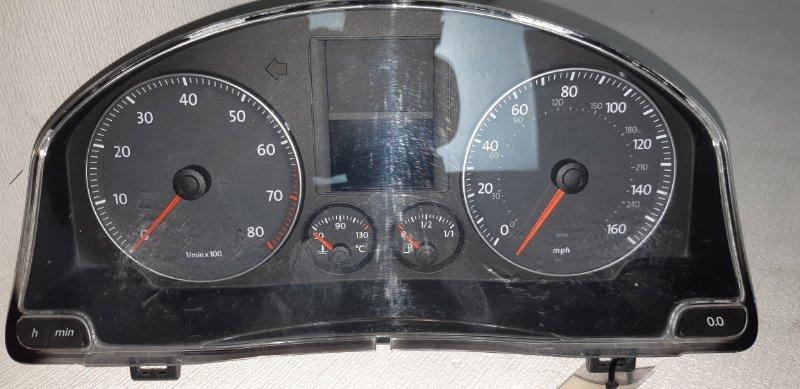 Щиток приборов Volkswagen Golf 5 Plus 1.4 I 2008