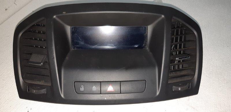 Монитор бортового компьютера Opel Insignia 0G-A 2 2010