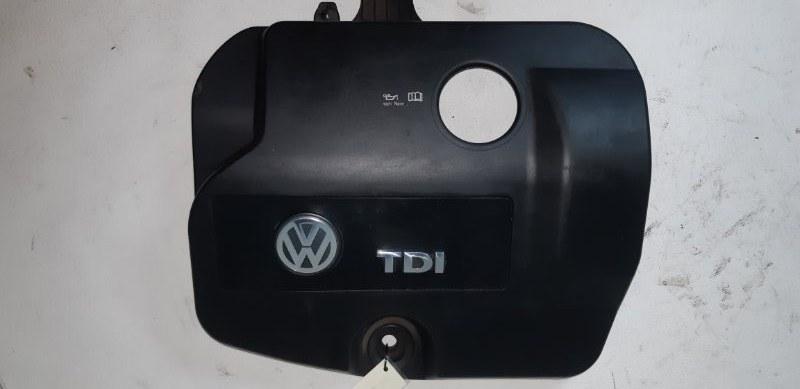 Декоративная крышка двигателя Volkswagen Sharan 1.9 TD 2009