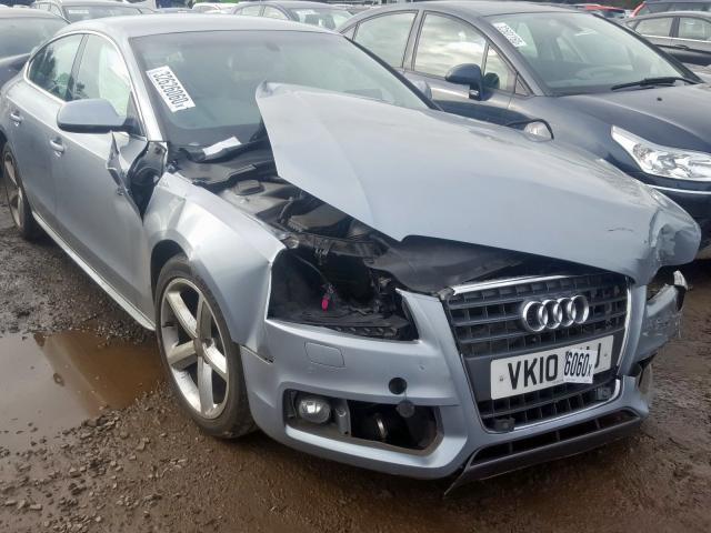 Машинокомплект Audi A5 ЛИФТБЕК 2.0 ДИЗЕЛЬ 2010