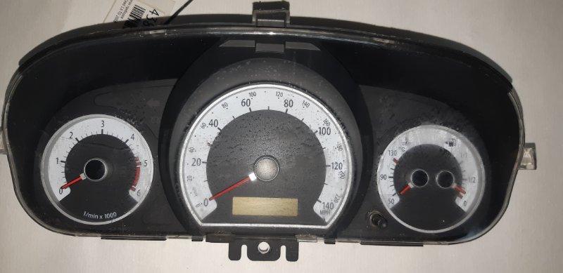 Щиток приборов Kia Ceed 1.6 TD 2008