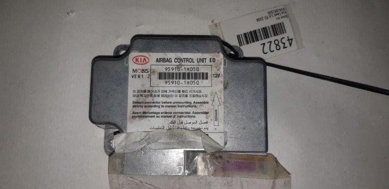 Блок srs Kia Ceed 1.6 TD 2008