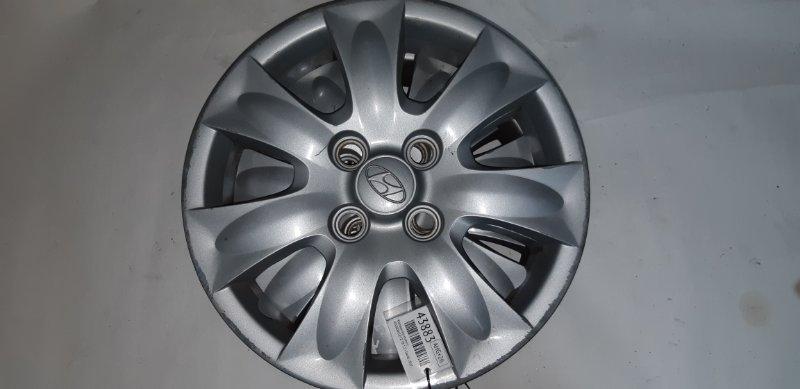 Колпаки (комплект) Hyundai Getz TB 1.1 I G4HG 2007
