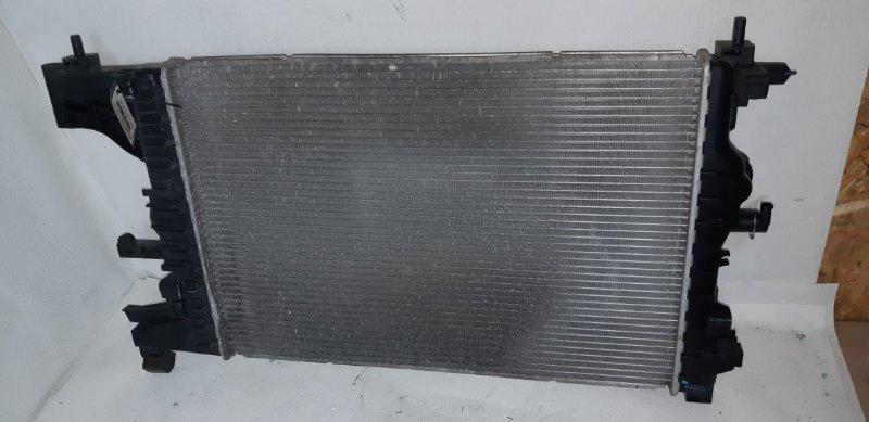 Радиатор охлаждения (основной ) Chevrolet Cruze 1.8 БЕНЗИН 2012