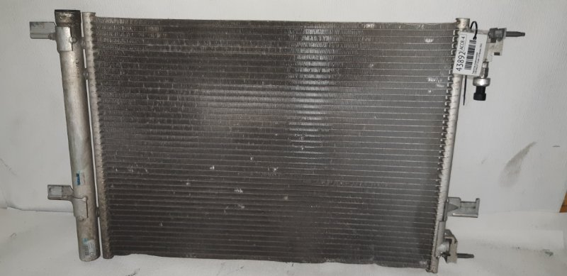 Радиатор кондиционера Chevrolet Cruze 1.8 БЕНЗИН 2012