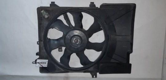 Диффузор с вентилятором Hyundai Getz TB 1.1 I G4HG 2007