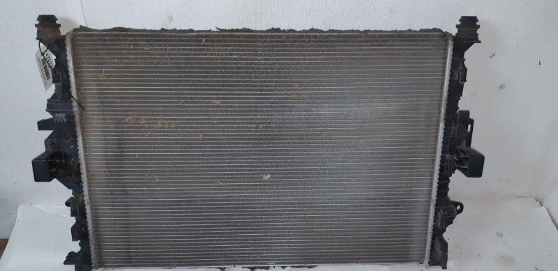 Радиатор охлаждения (основной ) Ford S-Max 2.0 TD DURATORQ-TDCI (143PS) - DW 2010