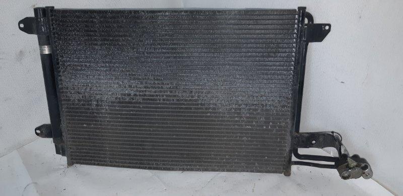 Радиатор кондиционера Skoda Octavia 1.4 TI 2011
