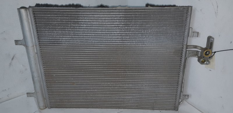 Радиатор кондиционера Ford S-Max 2.0 TD DURATORQ-TDCI (143PS) - DW 2010