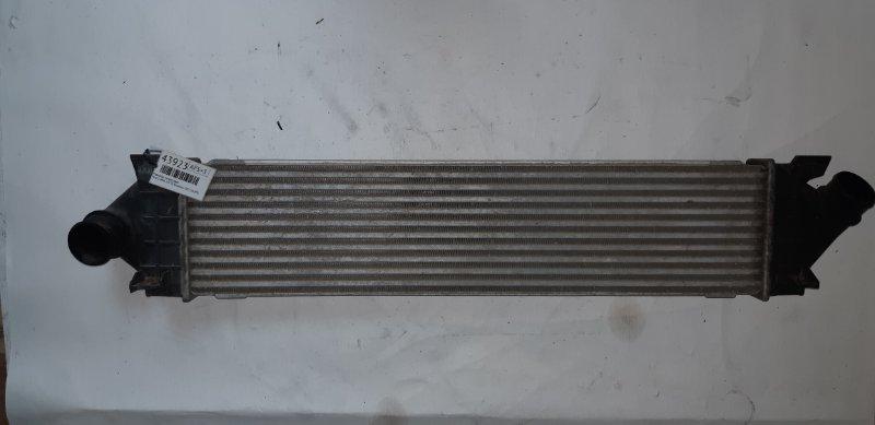 Радиатор интеркулера Ford S-Max 2.0 TD DURATORQ-TDCI (143PS) - DW 2010