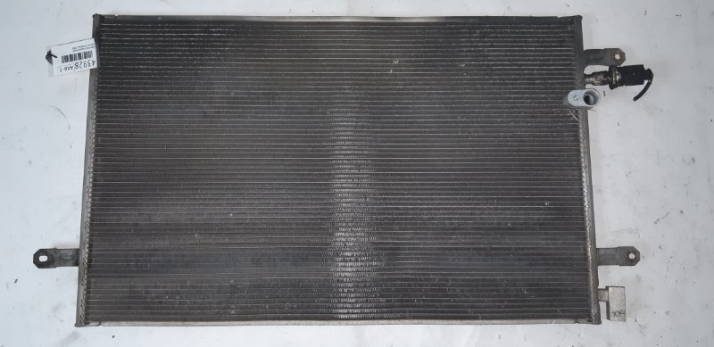 Радиатор кондиционера Audi A6 2.4 БЕНЗИН 2004