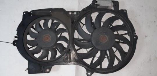 Диффузор с вентилятором Audi A6 2.4 БЕНЗИН 2004