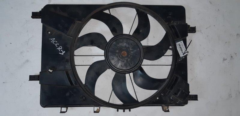 Диффузор с вентилятором Chevrolet Cruze 1.6 I 124 Л.С. LXV 2009