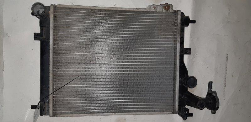 Радиатор охлаждения (основной ) Hyundai Getz TB 1.4 I G4EE 2007