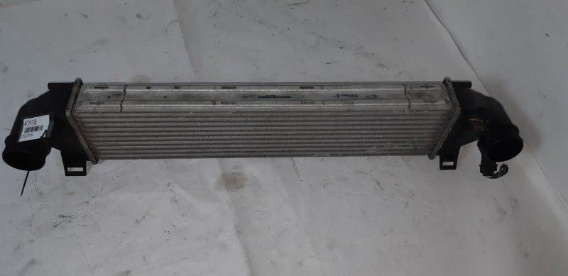 Радиатор интеркулера Ford S-Max 2.0 TD 2009