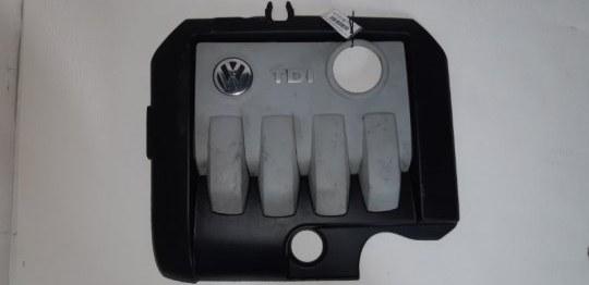 Декоративная крышка двигателя Volkswagen Passat B6 1.9 ДИЗЕЛЬ BXE 2007