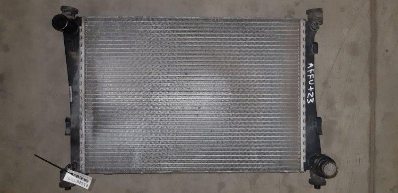 Радиатор охлаждения (основной ) Ford Fusion УНИВЕРСАЛ 1.4 БЕНЗИН FXJA 2007