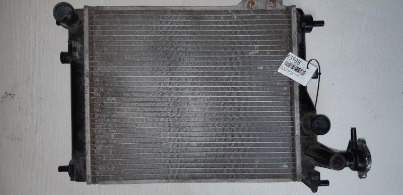 Радиатор охлаждения (основной ) Hyundai Getz 1.1 I 2008