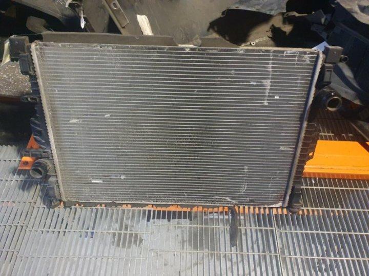 Радиатор охлаждения (основной ) Ford Mondeo 4 2.5 БЕНЗИН HUBA 2009