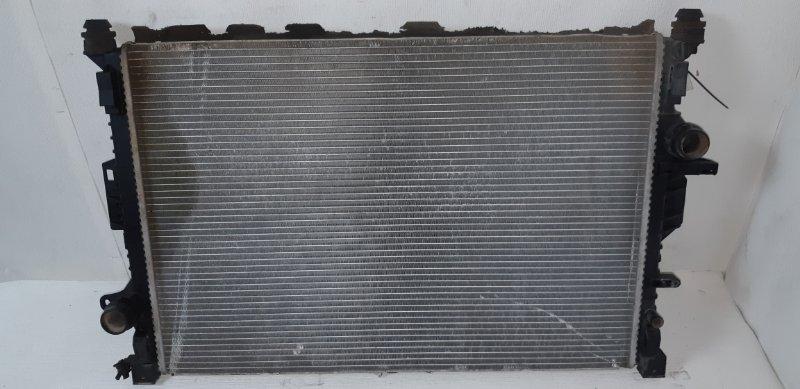 Радиатор охлаждения (основной ) Ford Mondeo 4 2.0 TD DURATORQ-TDCI (143PS) - DW 2008