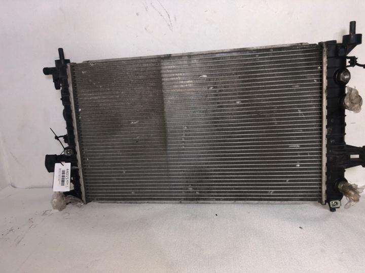 Радиатор охлаждения (основной ) Opel Astra H L48 1.8 I 2005