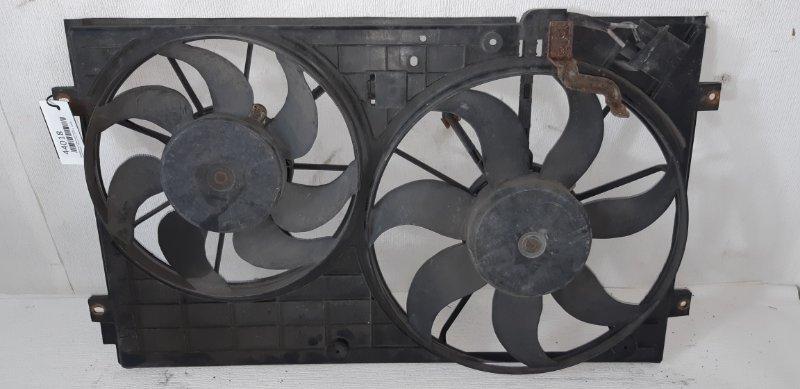 Диффузор с вентилятором Volkswagen Passat B6 1.9 TD 2008