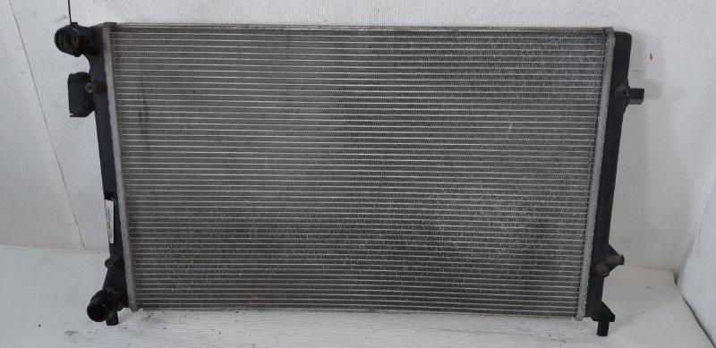 Радиатор охлаждения (основной ) Volkswagen Passat B6 1.9 TD 2008