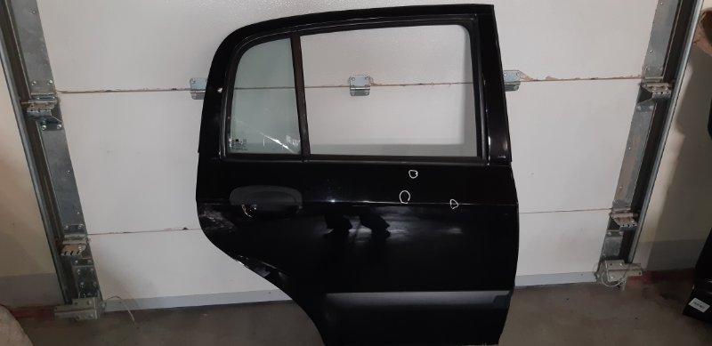 Дверь Hyundai Getz TB 1.1 I G4HG 2006 задняя правая