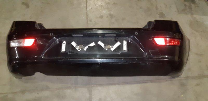Бампер Chevrolet Cruze 1.8 БЕНЗИН 2012 задний