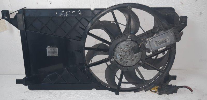 Диффузор с вентилятором Ford C-Max 2.0 I AODE 2007
