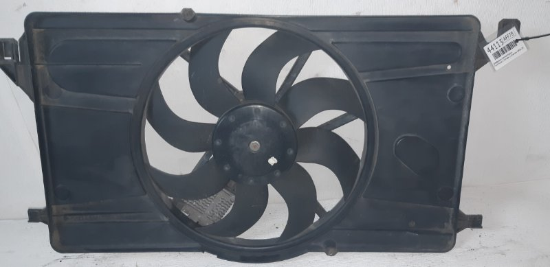 Диффузор с вентилятором Ford Focus 2 ХЭТЧБЕК 1.6 БЕНЗИН HXDA 2005