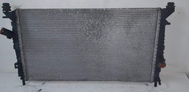 Радиатор охлаждения (основной ) Ford Focus 2 1.8 TD 115 Л.С. KKDA 2008