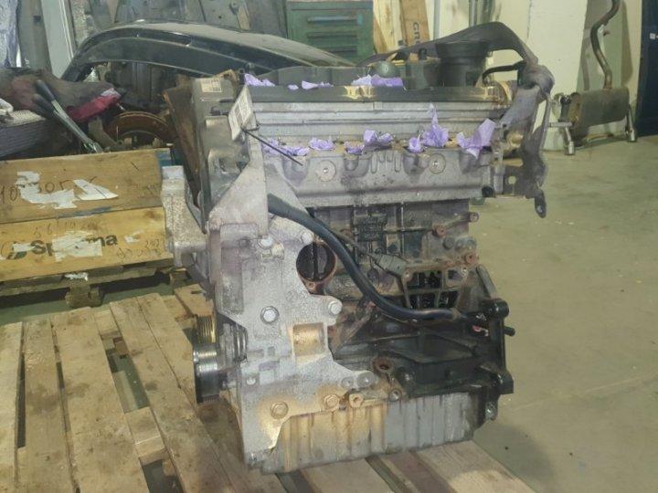 Двигатель Skoda Yeti 2.0 ДИЗЕЛЬ 2012