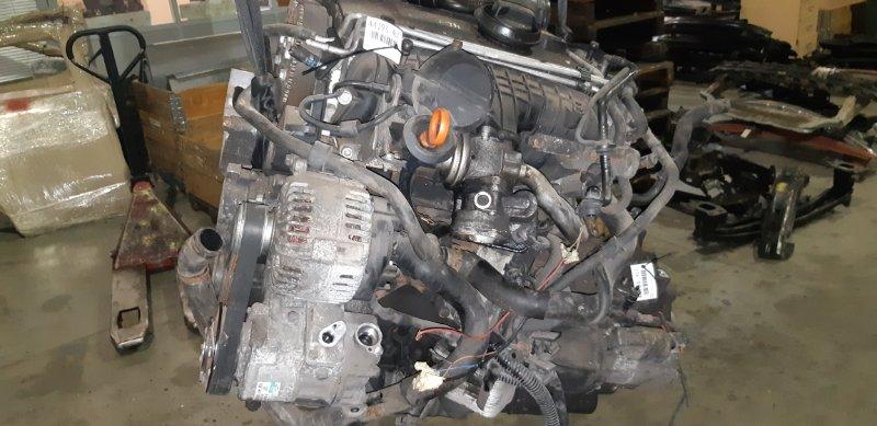 Двигатель Audi A3 ХЭТЧБЕК 5 ДВЕРЕЙ 2.0 ДИЗЕЛЬ 2007