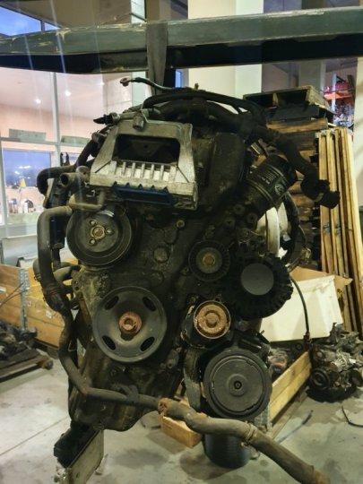 Двигатель Volkswagen Golf 5 Plus 1.4 I 2008