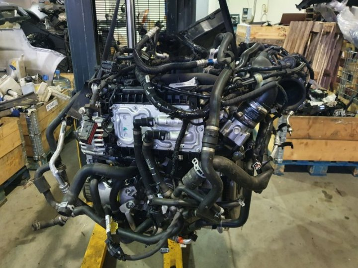 Двигатель Ford Kuga 2 1.5 TI 2019