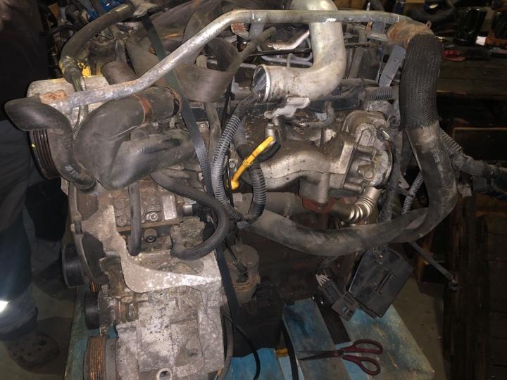 Двигатель Opel Antara 2.0 TD Z20S 2008