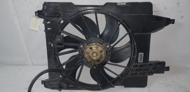 Диффузор с вентилятором Renault Scenic 1.9TD F9Q812 2003
