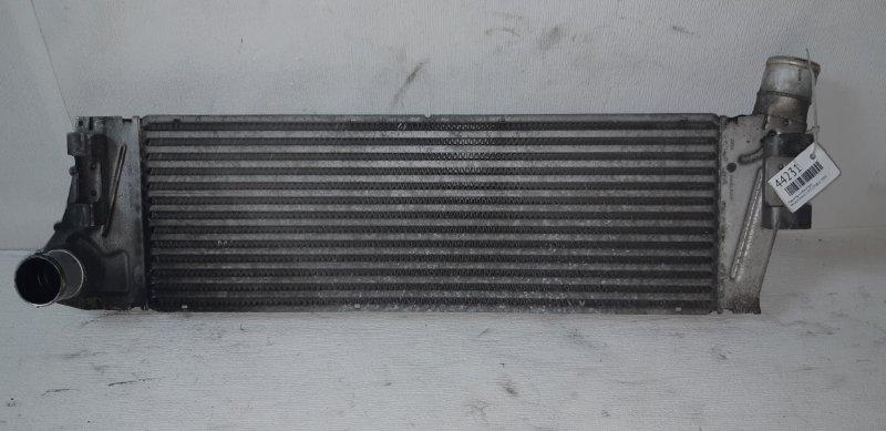 Радиатор интеркулера Renault Scenic 1.9TD F9Q812 2003