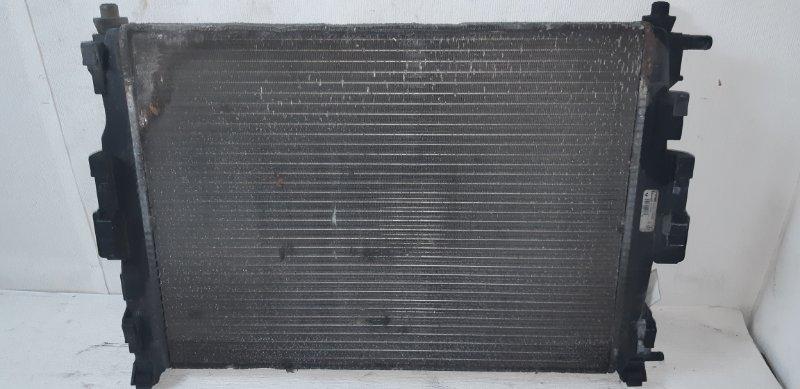 Радиатор охлаждения (основной ) Renault Scenic 1.9TD F9Q812 2003