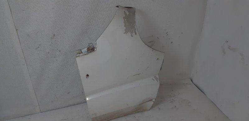 Крыло Citroen Jamper 250 1.9TD 2008 переднее правое