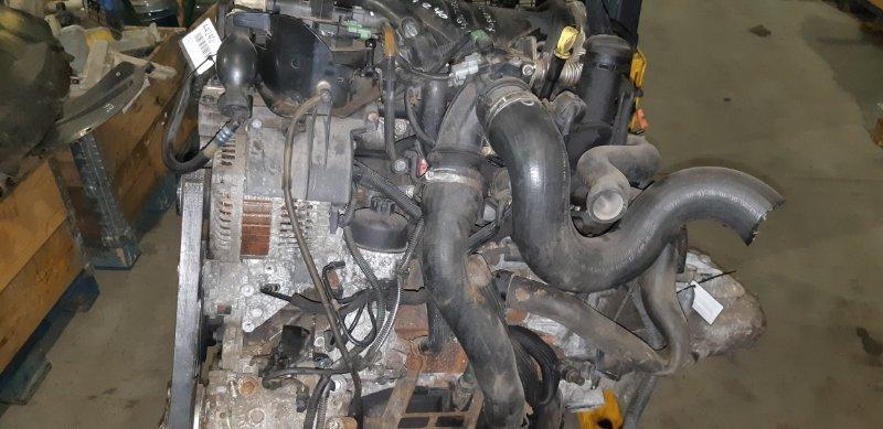 Двигатель с кпп Citroen C5 2.0 ДИЗЕЛЬ 2005