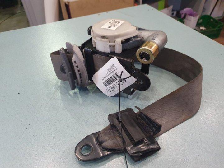 Ремень безопасности Kia Rio JB 1.4 I 2007 передний правый