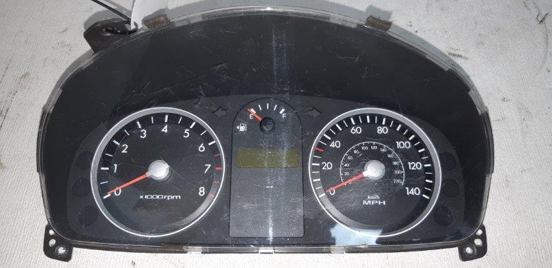 Щиток приборов Hyundai Getz 1.4 2008