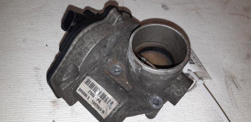 Дроссельная заслонка Ford Focus 2 1.6 БЕНЗИН 2004