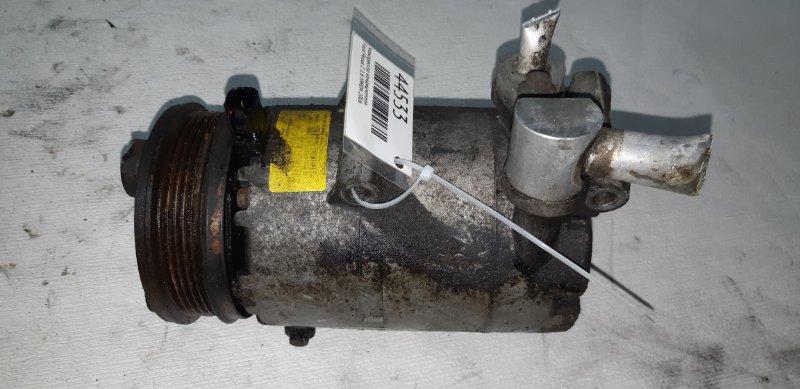 Компрессор кондиционера Ford Focus 2 1.6 HWDA 2006