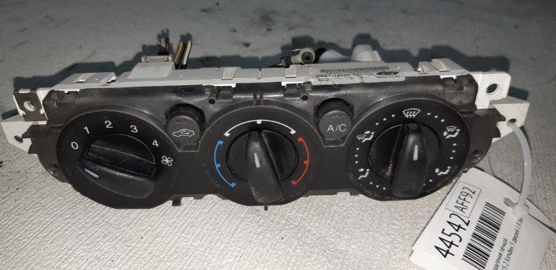 Блок управления печкой Ford Focus 2 ХЭТЧБЕК 5 ДВЕРЕЙ 1.8 БЕНЗИН Q7DA 2006