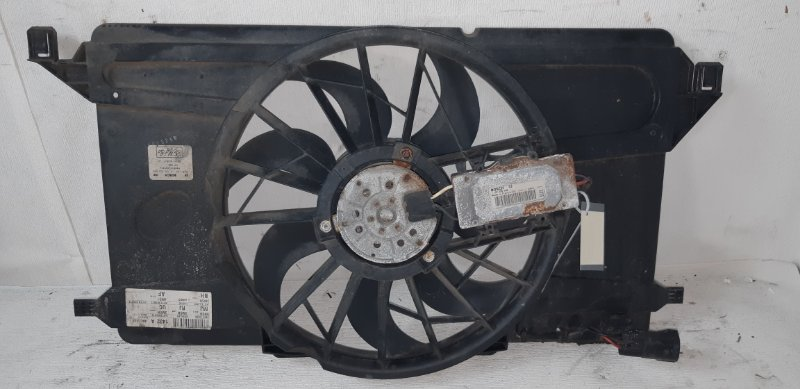 Диффузор с вентилятором Ford C-Max 1.6 БЕНЗИН 2004