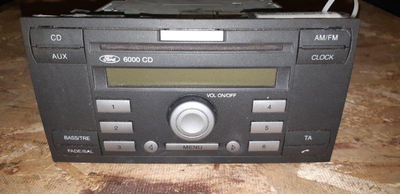 Магнитола Ford Focus 2 ХЭТЧБЕК 5 ДВЕРЕЙ 1.6 I 2007