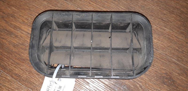 Решетка воздуховода заднего бампера Ford Fusion CBK 1.4 I 2006